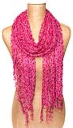 Picture of Confetti Scarf - Very Berry