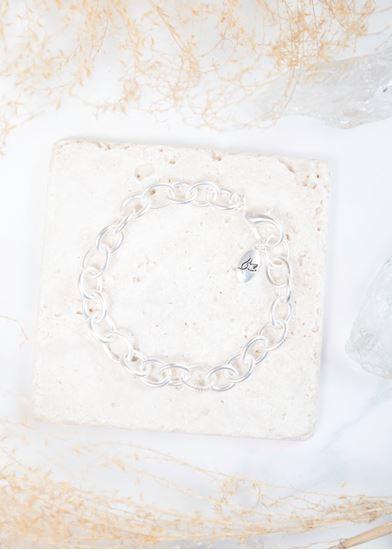 Picture of Chain Bracelet - Matte Silver