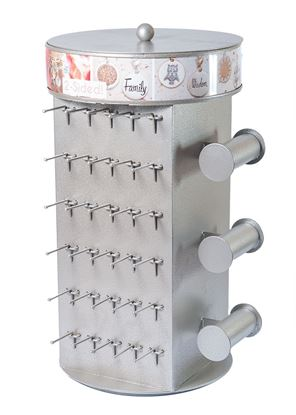 Picture of 90-Style Spinner Fixture w/ Sign