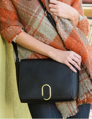 Picture of Signature Blu Handbag - Meryl - Black