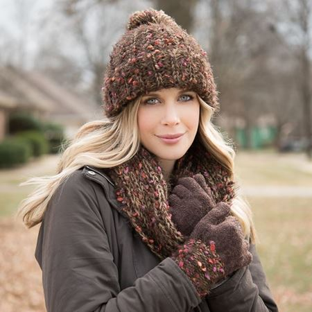 Picture for category HATS GLOVES & SCARVES