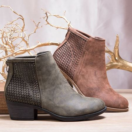 Picture for category 2018 FALL SHOES & BOOTIES