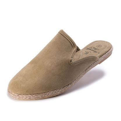 Picture of Espadrille Mule - Light Olive - Case of 12