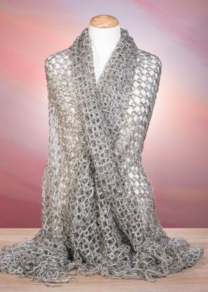 Picture of Open Weave Wrap - Olive