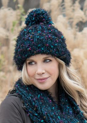 Picture of Summit Pom Hat - Mallard