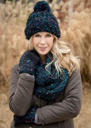 Picture of Summit Infinity Scarf - Mallard