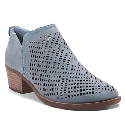 Picture of Carrie - Shootie - Denim Blue - Size Run B