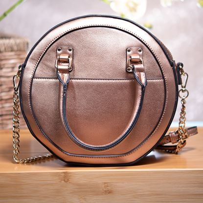 Picture of Circle Crossbody - Rosegold