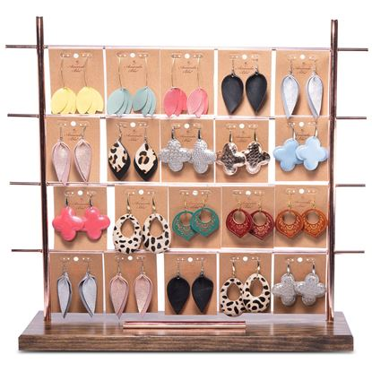 Picture of Leather Earring Collection Pre Pack 3