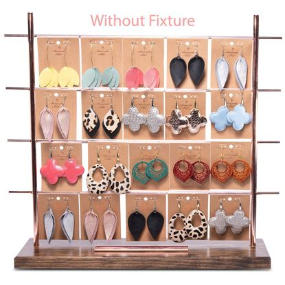 Picture of Leather Earring Collection Pre Pack 3 without fixture