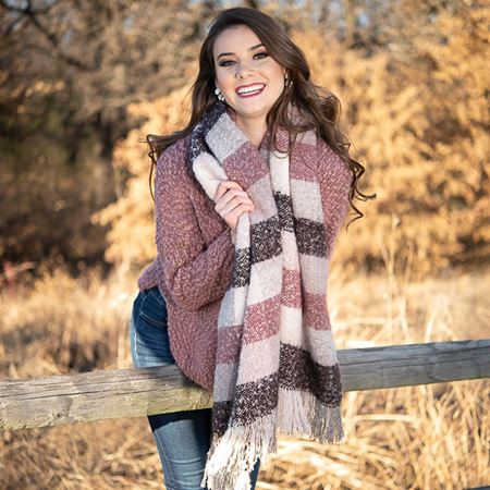Picture for category SCARVES & WRAPS