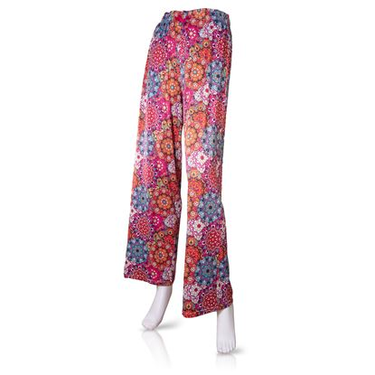 Picture of 2020 Spring Pajama Pants 6pc Size Run - Floral Brights