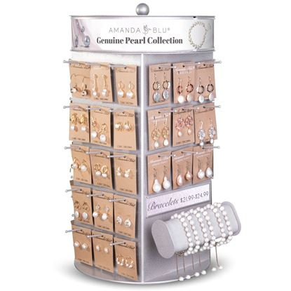 Picture of 2020 Spring Genuine Pearl Assortment A - WITH FIXTURE
