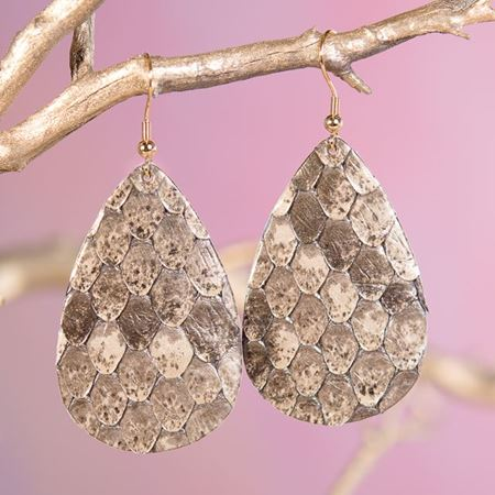 Picture for category GENUINE LEATHER EARRINGS