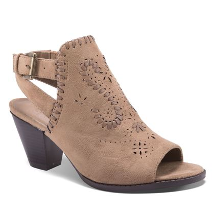 Picture of Layla Bootie - Taupe - Size Run B