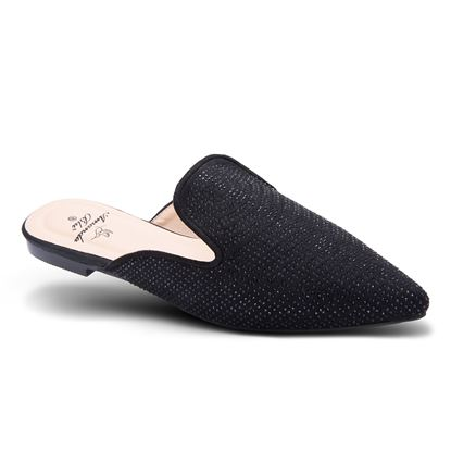 Picture of Natalie Mule - Black Size Run A