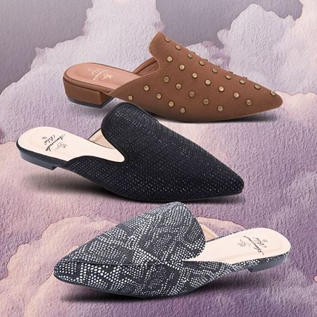 Picture for category FALL MULES