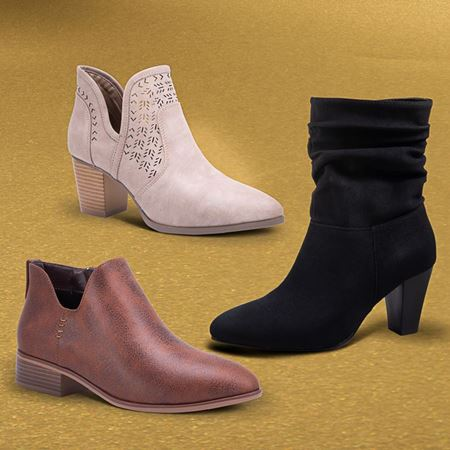 Picture for category FALL BOOTIES