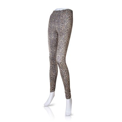 Picture of 2020 Spring Fashion Leggings 6pc Size Run - Leopard