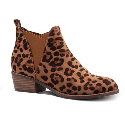 Picture of Cypress Animal Print Bootie - 6-10 Size Run A (9 Pack)