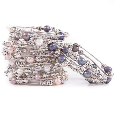 Picture for category GENUINE PEARL BRACELETS