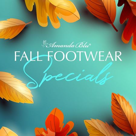 Picture for category FALL FOOTWEAR SPECIALS
