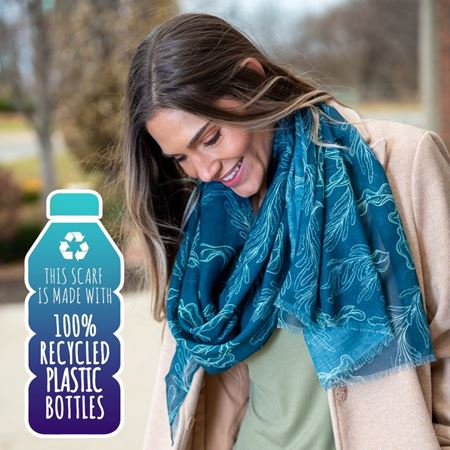 Picture for category RECYCLED SCARVES