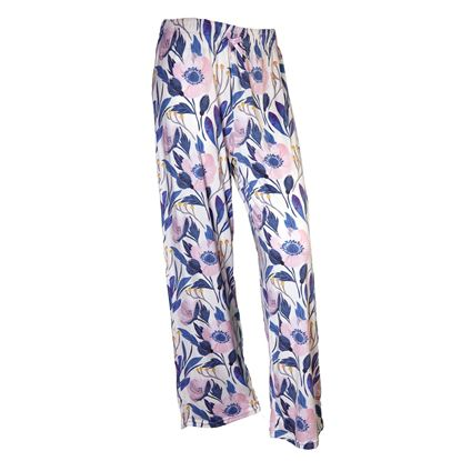 Picture of 2020 Spring Pajama Pants - Cool Florals