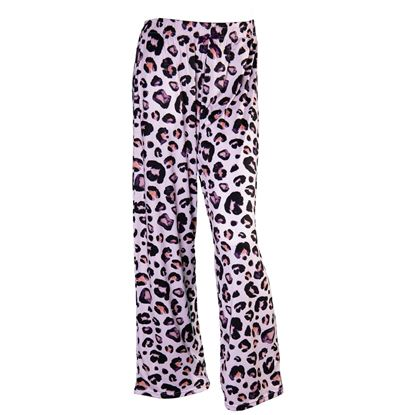 Picture of 2020 Spring Pajama Pants - Mauve Leopard