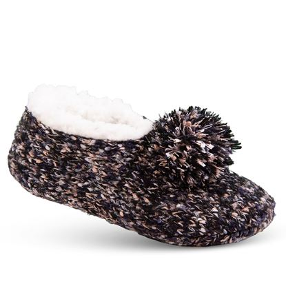 Picture of Cozy Slipper Socks - Black