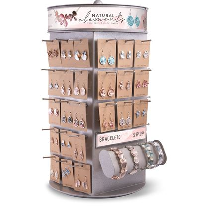 Picture of 2020 Spring Natural Elements Jewelry Assortment B - Non-Oceanic - WITH FIXTURE