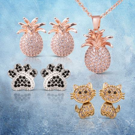 Picture for category ICE BLU CZ JEWELRY