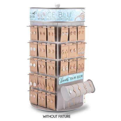 Picture of 2019 Fall Ice Blu New Designs Pre Pack - Assortment D - Without Fixture - REFILL PACK