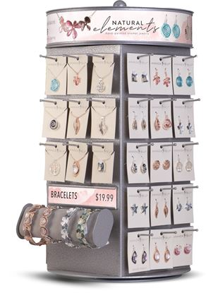 Picture of 2020 Spring Natural Elements Jewelry Assortment A - Oceanic - WITH FIXTURE