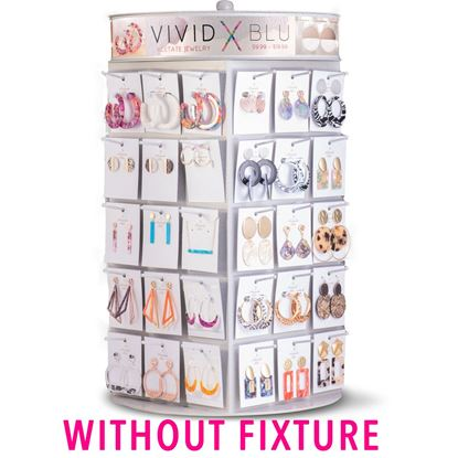 Picture of 2020 Fall Vivid Blu 60-Style Pre Pack A - REFILL PACK (no fixture)