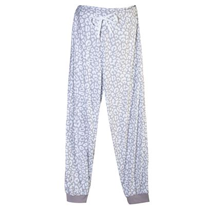 Picture of Jogger Pants - Taupe Leopard